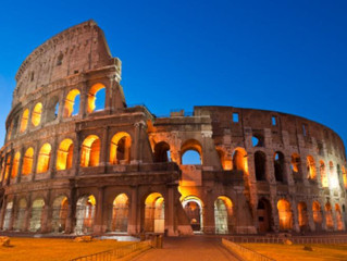 And on to Rome...