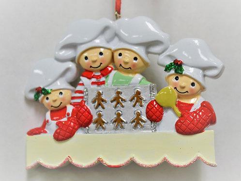 cookie baker family 4