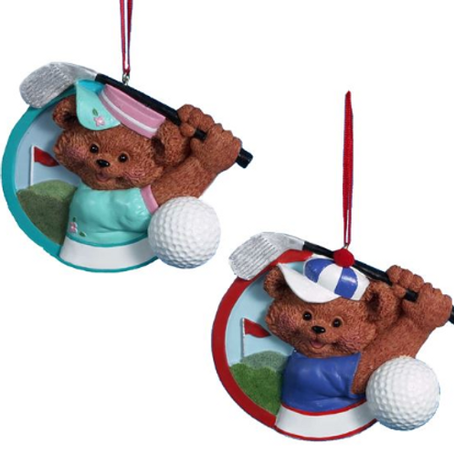 bear golfers