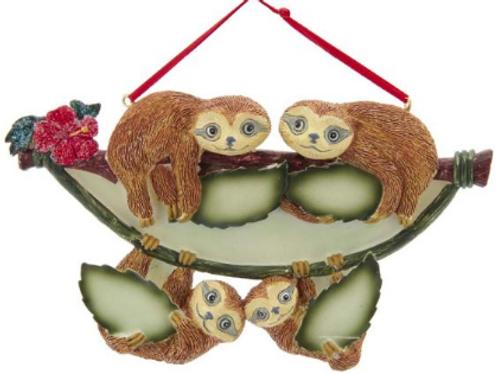 sloth family 4