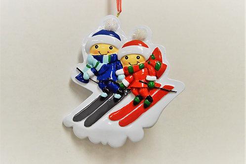 skiing family 2