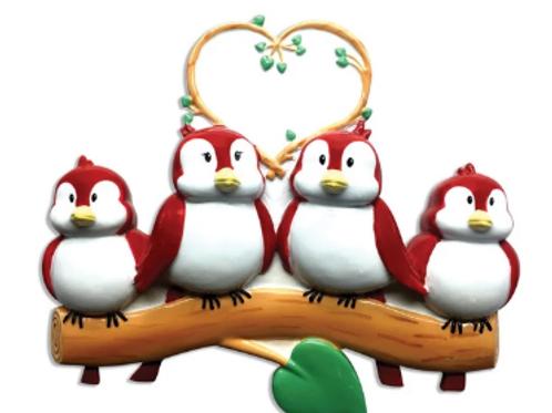 bird family 4