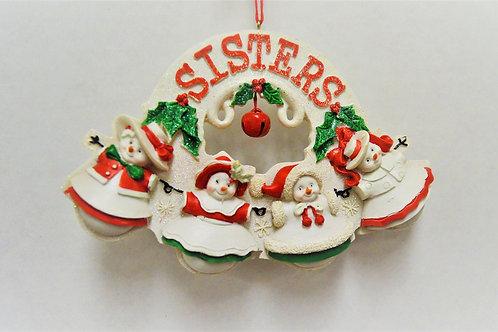 4 snowlady sisters