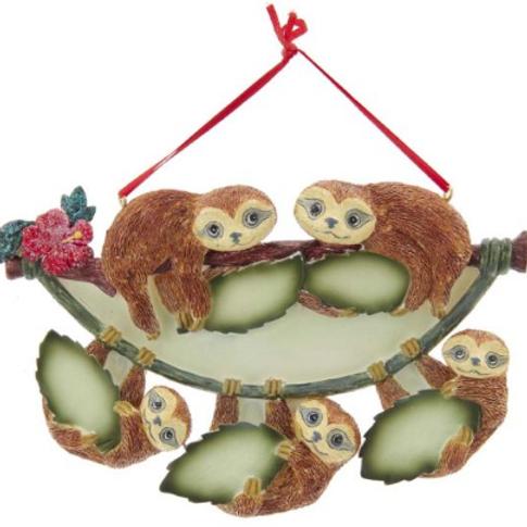 sloth family 5