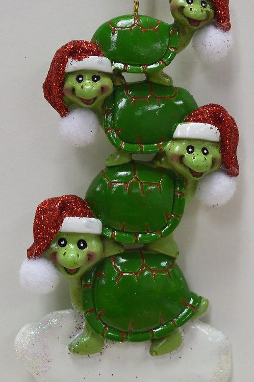 turtle family 4