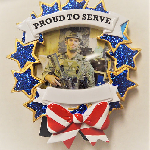 armed forces photo frame