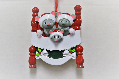 t'was the night before christmas mouse family 3