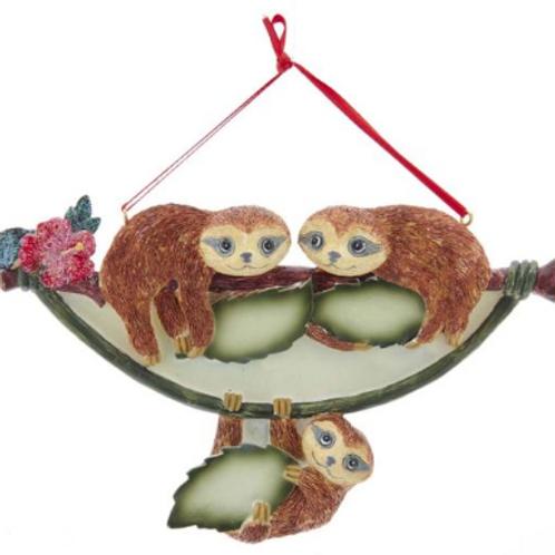 sloth family 3