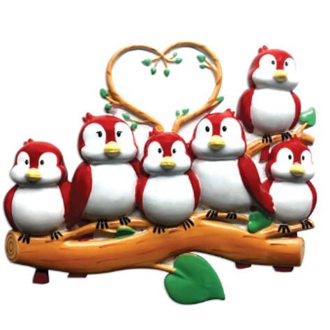 bird family 6