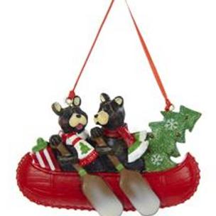 black bear canoe 2