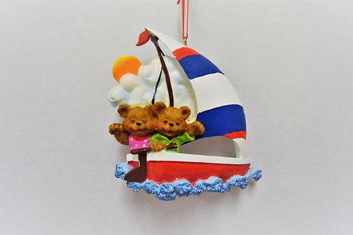 sailing bears