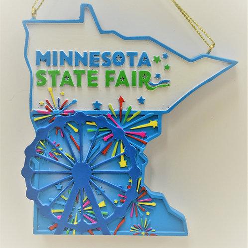 MN State Fair Fireworks