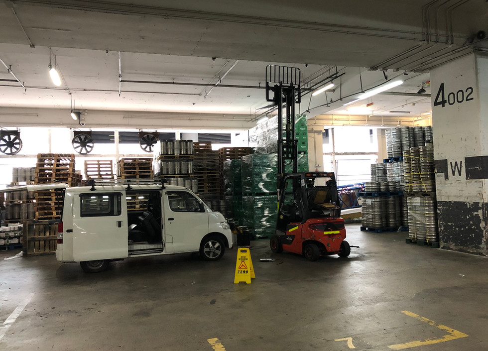 Service for Linde E-Truck