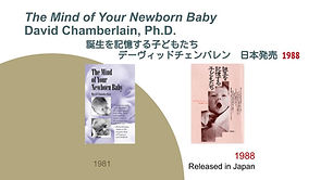 Dr. Chamberlain - History of Prenatal Me