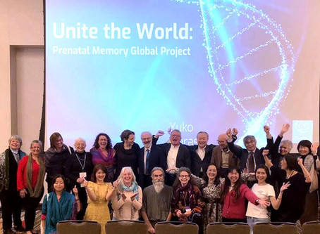Presenting Unite the World: Prenatal Memory Global Project