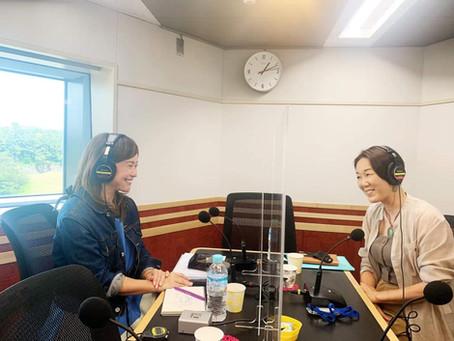 竹内エリカ先生のわくわく子育てcaféで紹介していただきました!