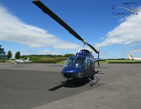 On the pad at Turweston Helicopters.jpg
