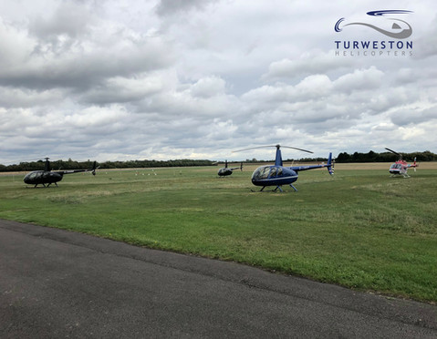Full pad at Turweston Helicopters.jpg