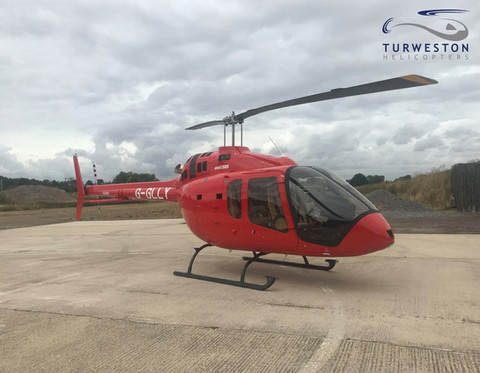 G-GLLY ready for her first flight Turwes