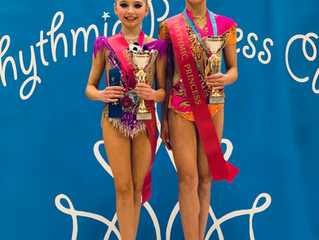 NWR Wins Four All-Around MN State Titles