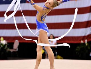 Follow Rhythmic Gymnastics in the Olympics!
