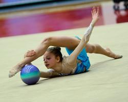 USA National Team Member, Daniella Romashin