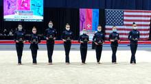 Victoria Gonikman makes USA NATIONAL TEAM