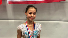 Erica Foster wins GOLD all-around in Holland!
