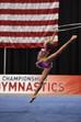 Victoria Gonikman wins Hoop, Ball, and AA titles at USA Gymnastics Championships