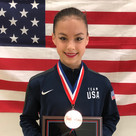 Erica Foster wins BRONZE in Rope and makes USA NATIONAL TEAM