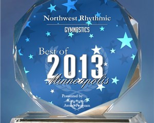 NWR Receives 2013 BEST OF MINNEAPOLIS Award!