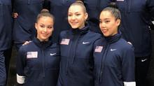 Erica Foster qualifies to represent USA at 2021 Rhythmic World Championship in Kitakyushu, Japan