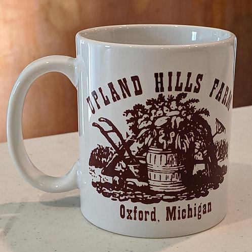 Upland Hills Basket