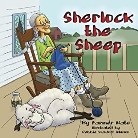 Sherlock the Sheep