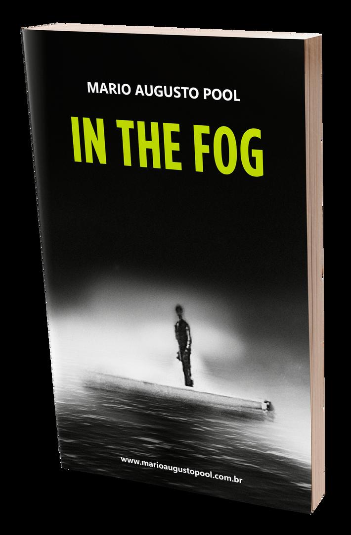 Mockup Capa Livro In The Fog