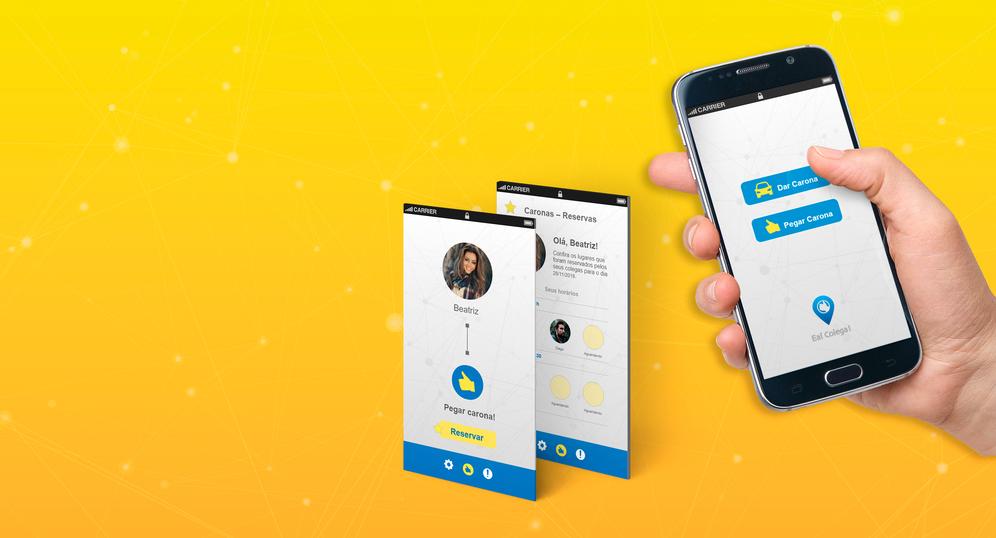Layout Telas App