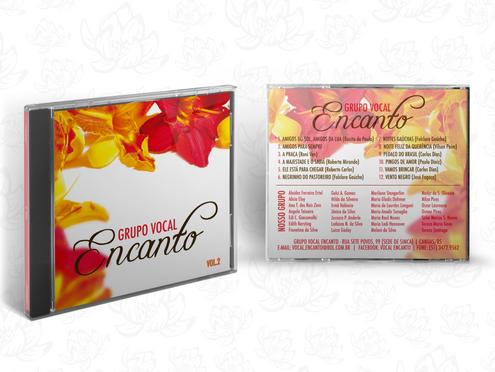 CD Grupo Vocal Encanto Vol 2