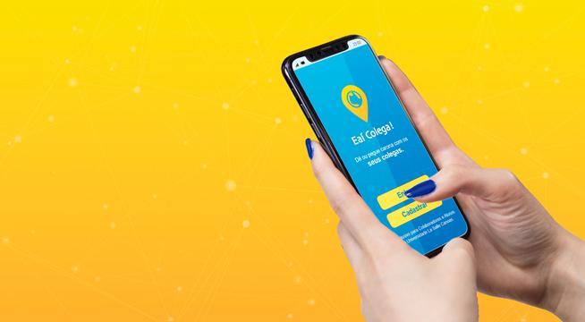 Layout Tela Inicial App
