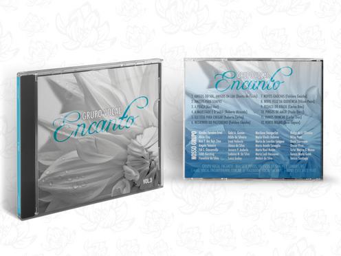 CD Grupo Vocal Encanto Vol 1