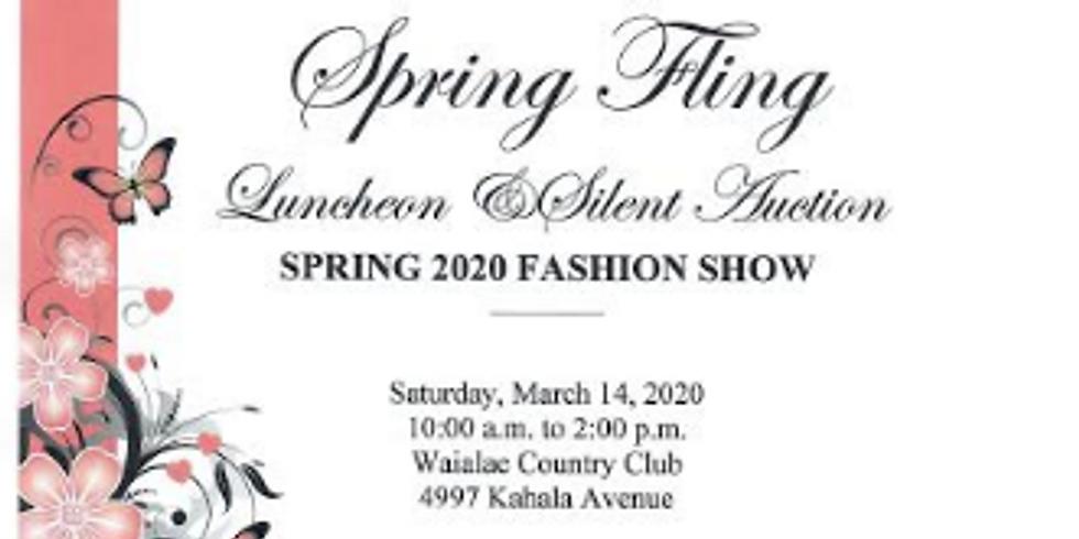 Spring Fling 2020 - Pilots Club of Honolulu