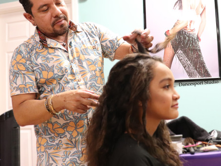 """Life is more beautiful when you meet the right hairdresser."" Peter Coppola"