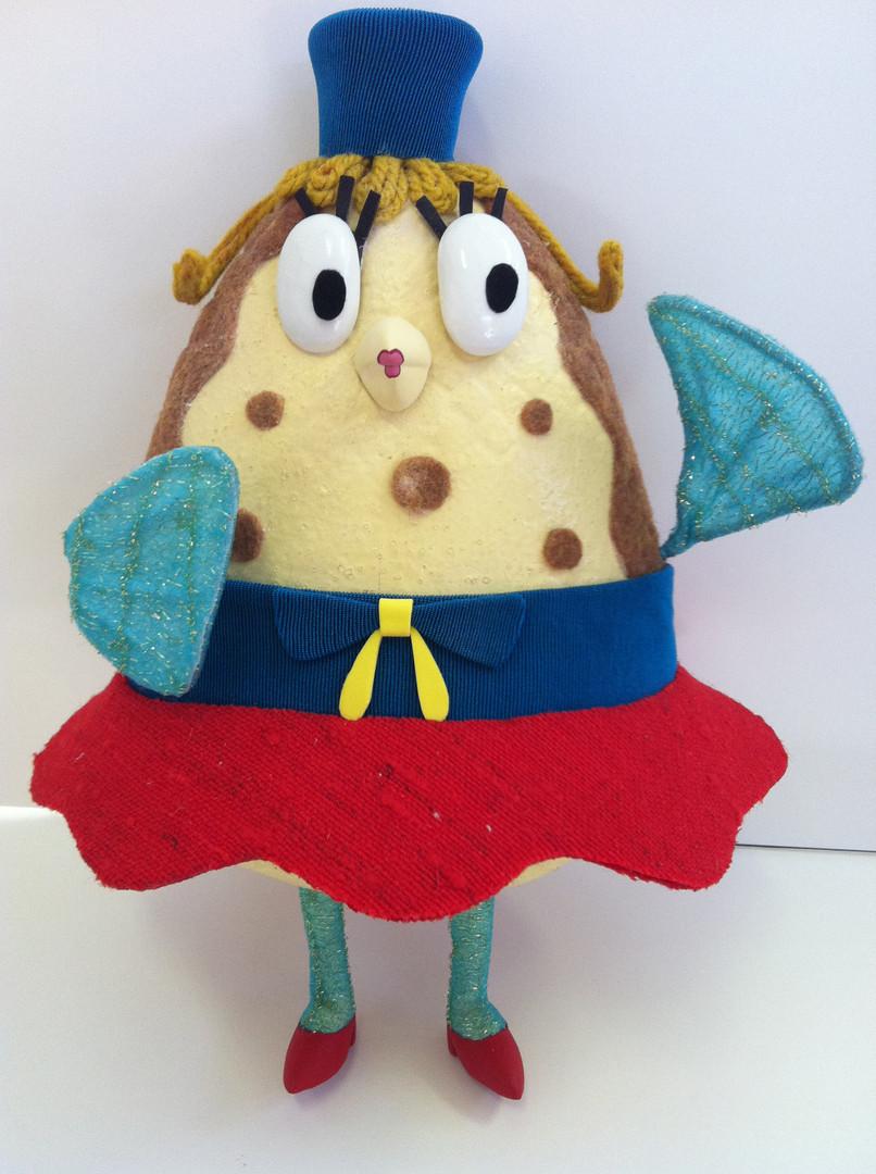 Mrs. Puff - It's A Spongebob Christmas