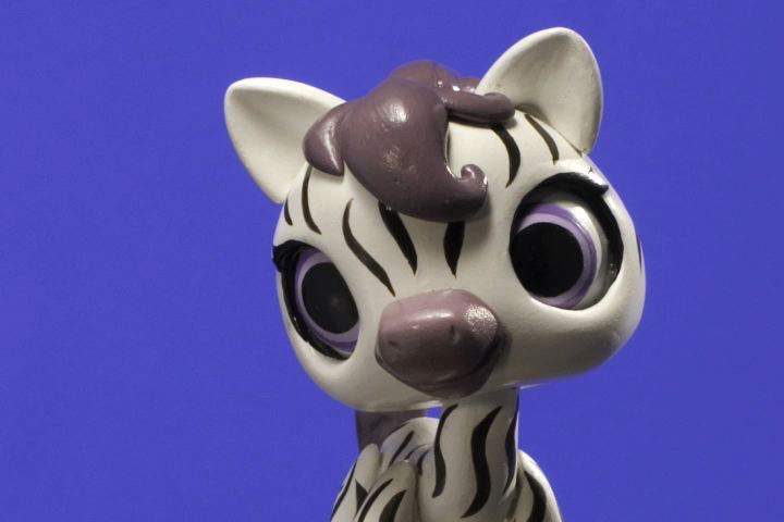 Zebra - My Little Petshop