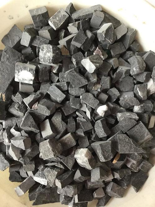 黒系割れ石mix