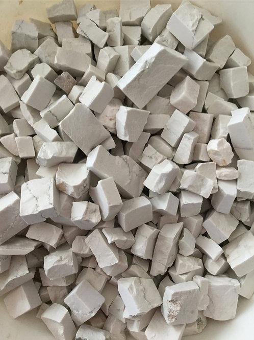 ビアンコーネ(白)割れ石mix