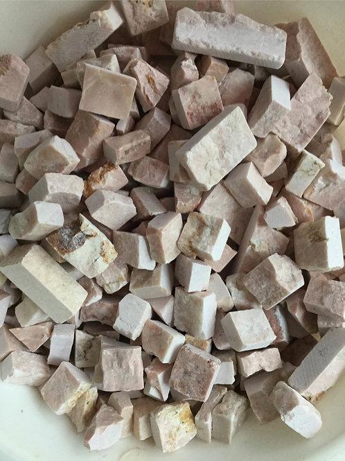 ピンク系割れ石mix