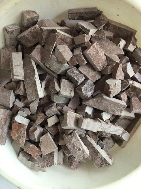 ロッソフェガート割れ石mix