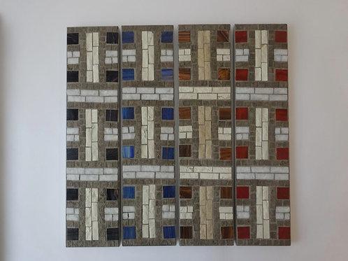 H-akka Mosaici Plate