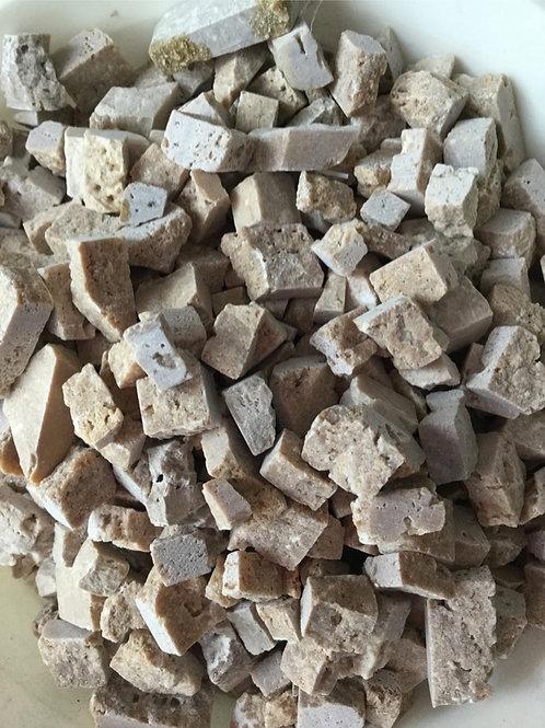 ベージュ系割れ石mix