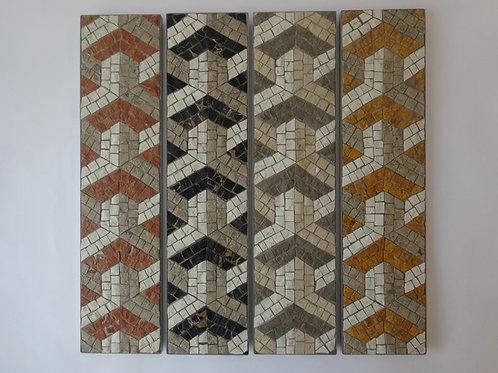 Y-ipsilon Mosaici Plate
